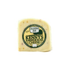 Kennys Farmhouse Cheese. Jalapeno Jack
