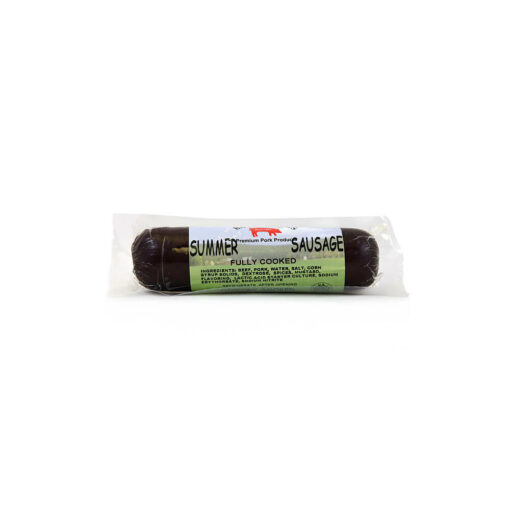 Summer Sausage Fully Cooked