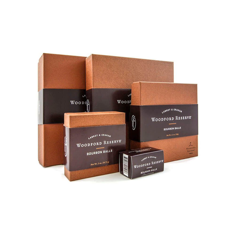 Woodford Reserve Bourbon Balls. 16oz. box (32pcs.)