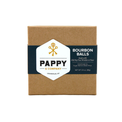 Pappy Company Bourbon Balls Box