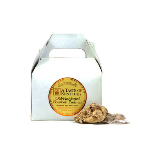 Old Fashioned Bourbon Pralines (Single Praline)