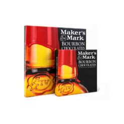 Makers Mark Gourmet Bourbon Balls -- 8oz. Gift Box