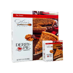 Derby Pie Chocolate Nut Tart
