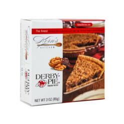 Derby Pie Chocolate Nut Pie