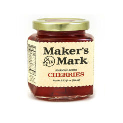 Makers Mark Bourbon Flavored Cherries