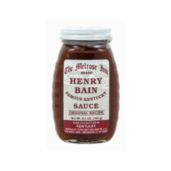 Henry Bain Sauce from the Melrose Inn