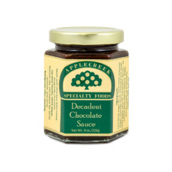 Decadent Chocolate Sauce