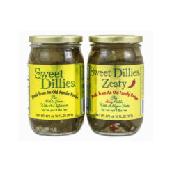 Sweet Dillies Pickles