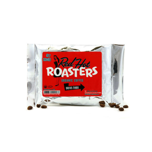 Red Hot roasters Organic Coffee
