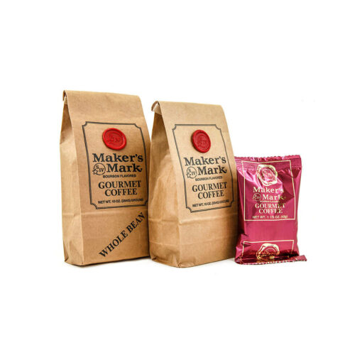 Makers Mark Bourbon Flavored Coffee(mini)