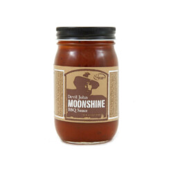 Devil John Moonshine BBQ Sauce