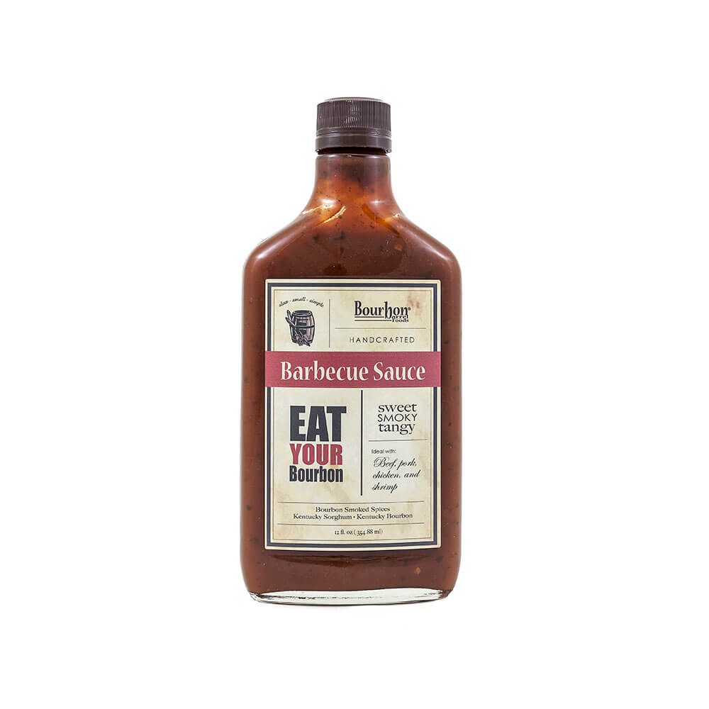 EAT Your Bourbon Barbecue Sauce