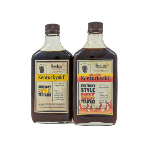 Bourbon Barrel Foods Kentuckyaki Sauce