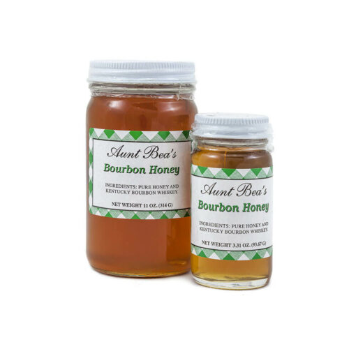 Aunt Bea's Bourbon Honey