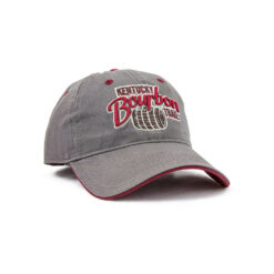 Kentucky Bourbon Trail Cap. Gray