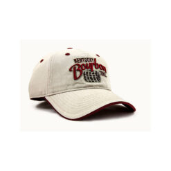 Kentucky Bourbon Trail Cap. Light brown
