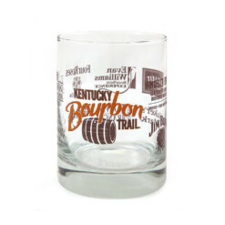 Kentucky Bourbon Rock Glass