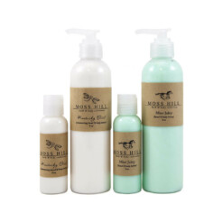 Moss Hill.Shimmering hand and body lotion
