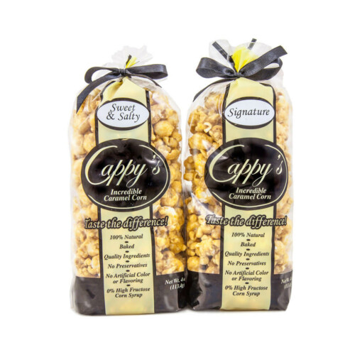 Popcorn Cappy's Sweet & Salty