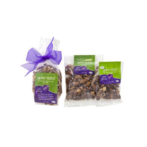 Najla's Gone Nuts Spiced Nut Mix