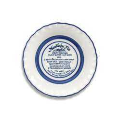 Kentucky Pie Plate