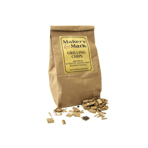 Maker's Mark Authentic Barrel Grilling Chips