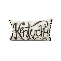 Kentucky Accent Pillow
