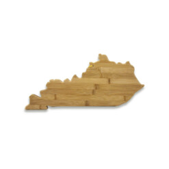 Kentucky Bamboo Cutting & Serving Board