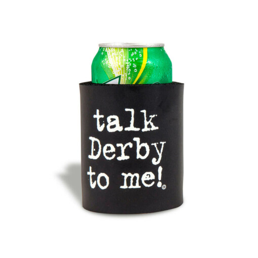 Talk Derby To Me Can Huggie