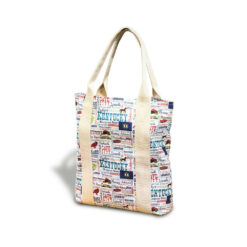 Kentucky landmark tote bag