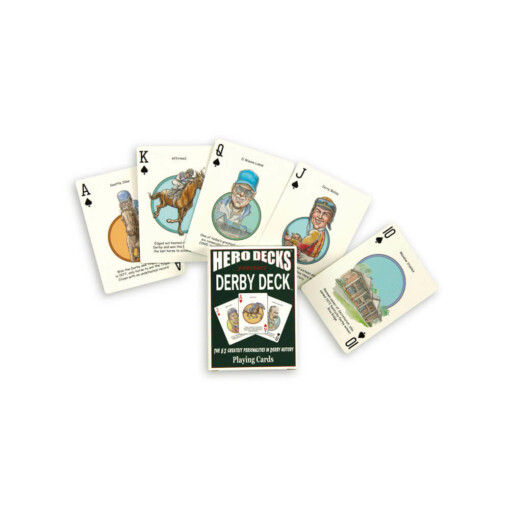 Derby Deck Cards