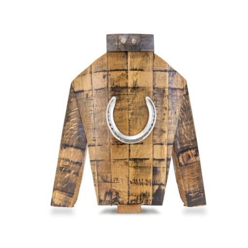Bourbon Barrel Jockey Silk