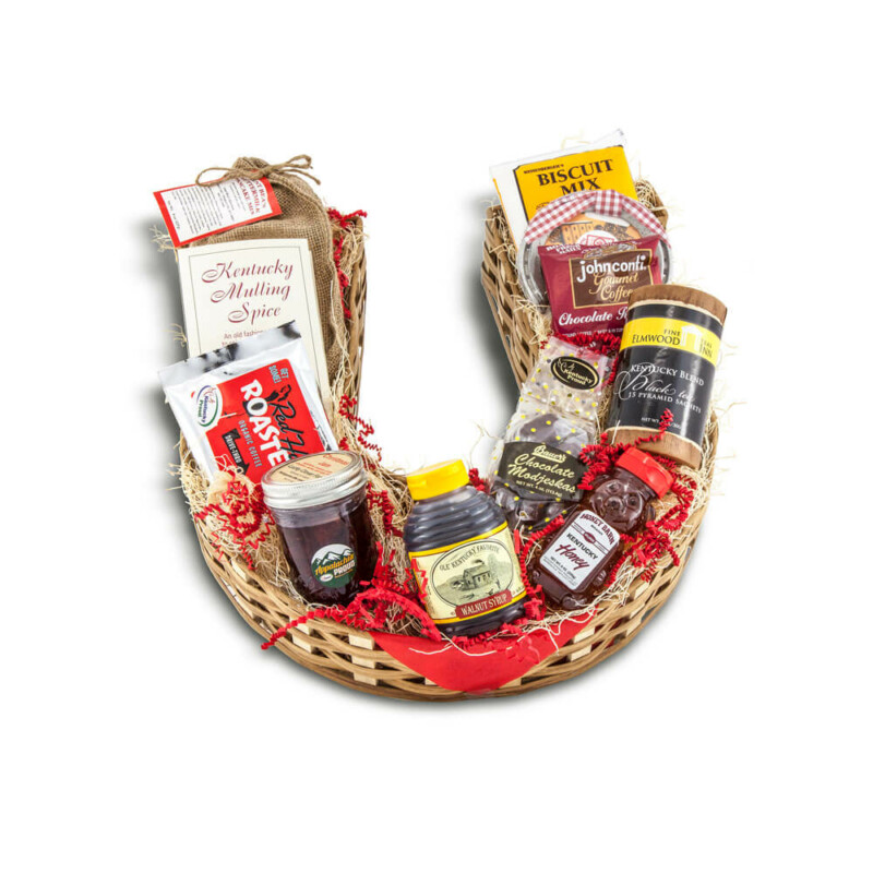 Best of Luck Breakfast Basket