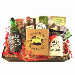 Derby Lover's Gift Basket