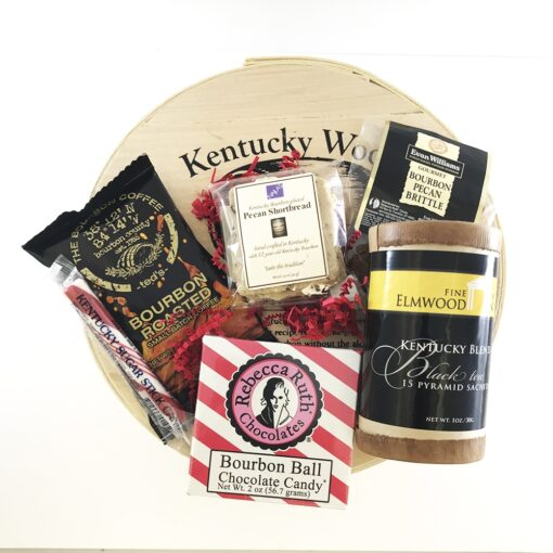 Let Them Eat Bourbon Gift