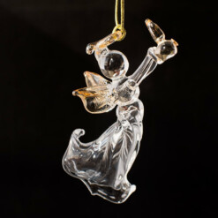 Angel Decoration with Bourbon Pot Still