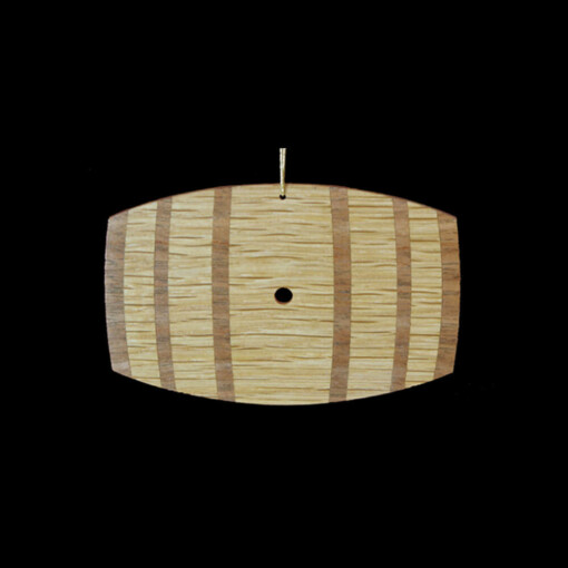 Bourbon Barrel Ornament