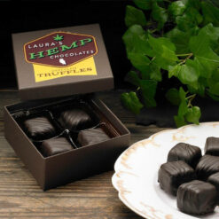 Laura's Hemp Chocolates