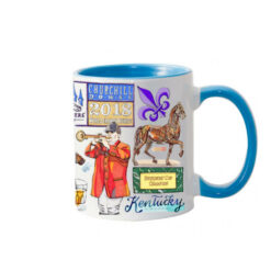 2018 Breeders' Cup at Churchill Downs Graphic Mug