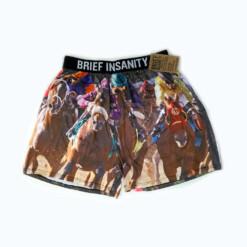 Horse Derby Commando Boxers