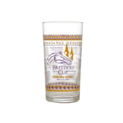 2018 Breeders' Cup Official Glass