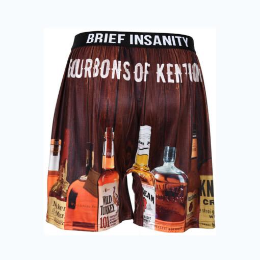Bourbon Commando Boxers