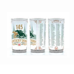 2019 Official 145th Kentucky Derby Mint Julep Glass
