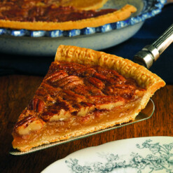 Golden Pecan Pie from Kern's Kitchen