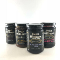 Evan Williams Spreads