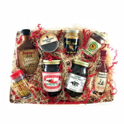 Hot and Spicy Gift Basket