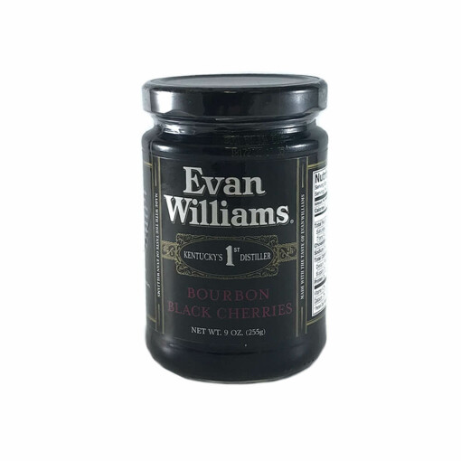 Evan Williams Bourbon Black Cherries