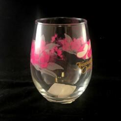 2019 Official 145th Kentucky Oaks Glass