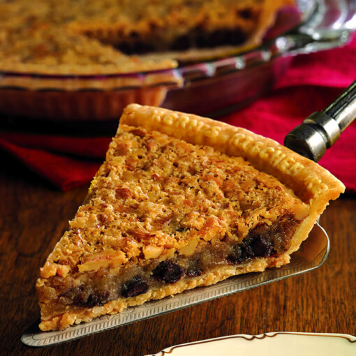 Derby-Pie® Chocolate Nut Pie from Kern's Kitchen