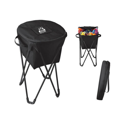 Kentucky Derby 145 Game Day Standing 50 Can Cooler Tub, Black